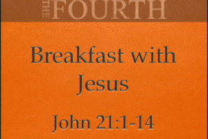 Bfast with Jesus