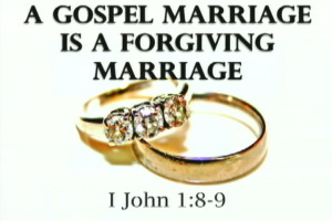 A Gospel Marriage